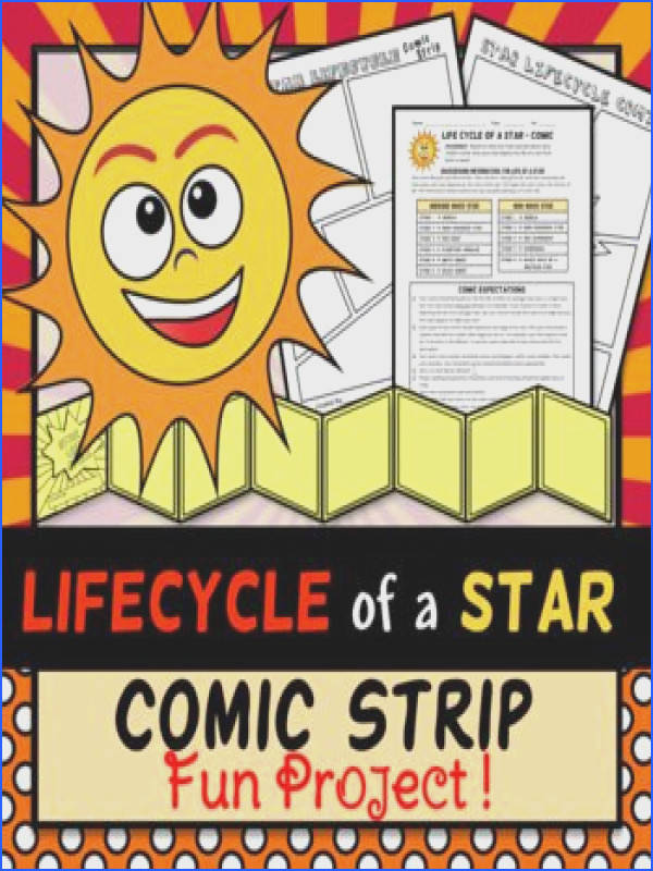 Life Cycle of a Star ic Strip Project