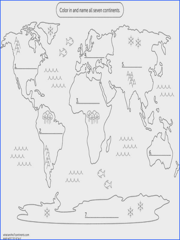Looking for a printable coloring map of the seven continents Then you are in the