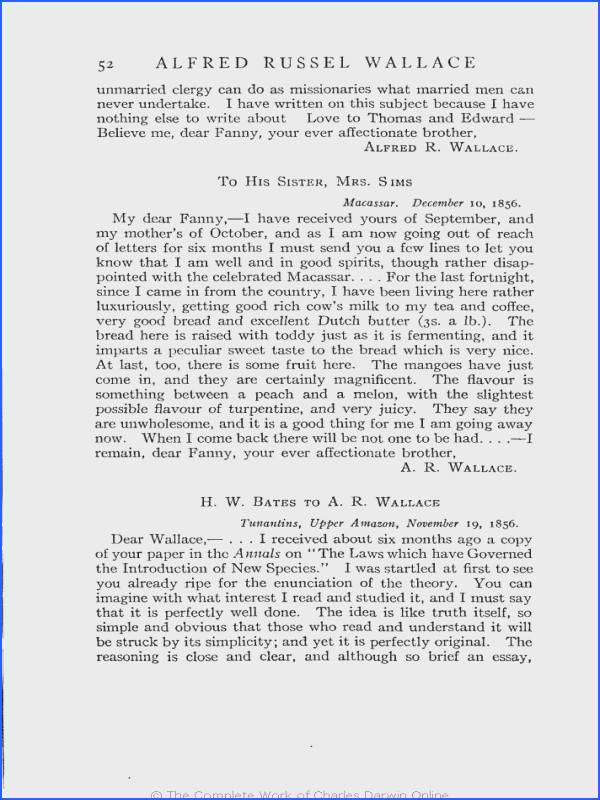 Marchant James ed 1916 Alfred Russel Wallace letters and reminiscences New York Harper & Brothers