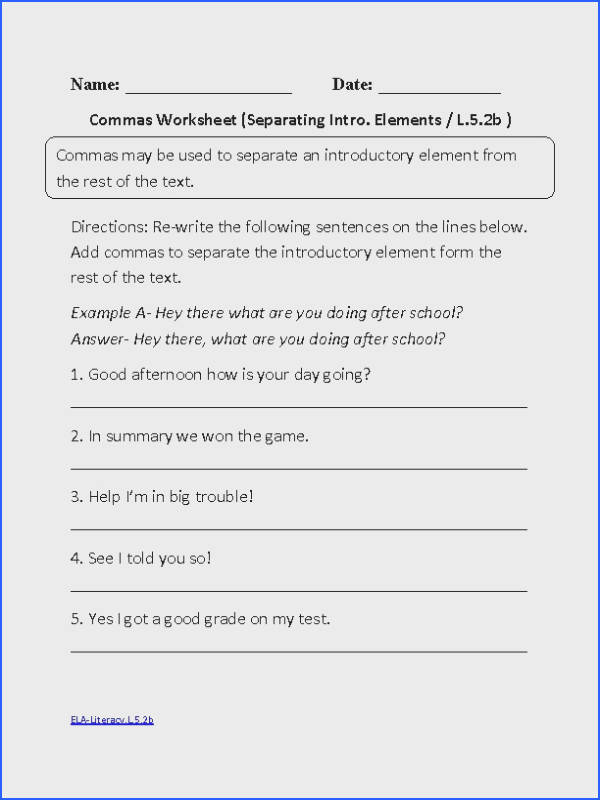 mas and Introductory Elements Phrases