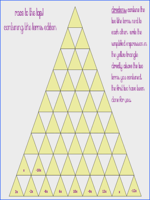 Math Puzzle Worksheets For Middle School Worksheets for all Download and Worksheets