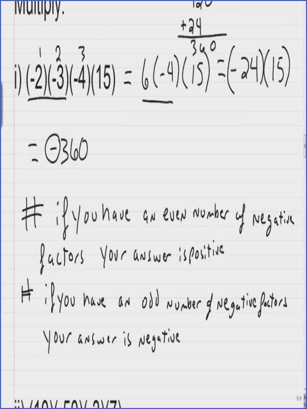 Multiplication And Division Integersorksheets Multiplying Dividing Kutaith Answers Integers Worksheets With Decimals Kuta 960