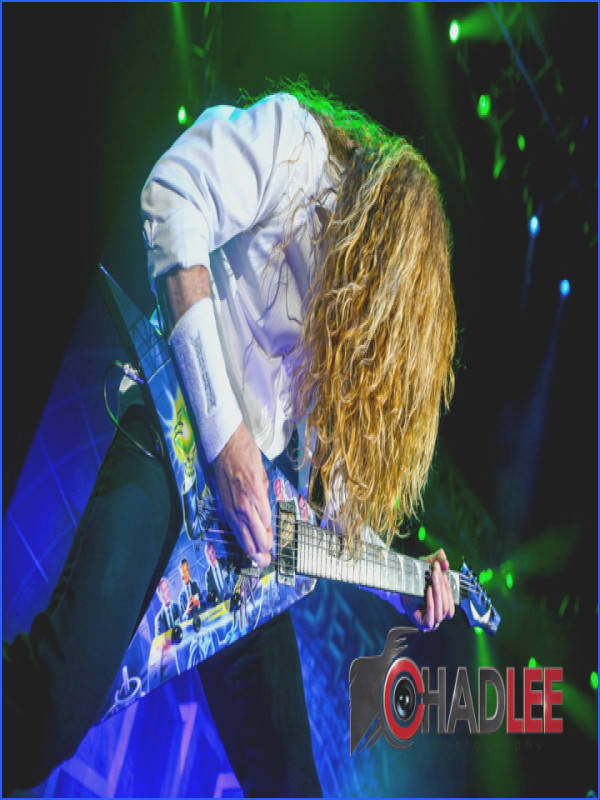 Megadeth Live And Portrait Galleries Updated over 200 images