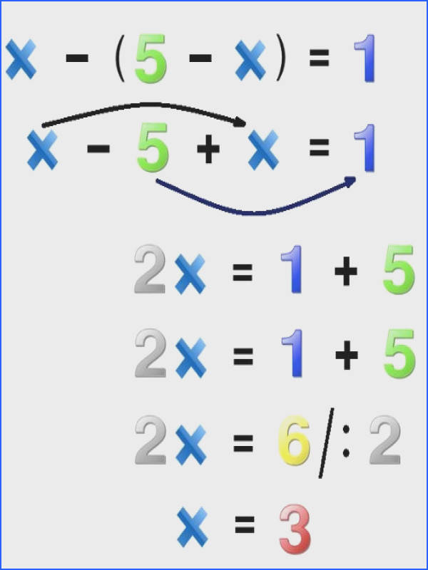 Methods of solving systems of linear equations