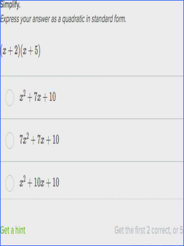 multiplying expressions 0 5