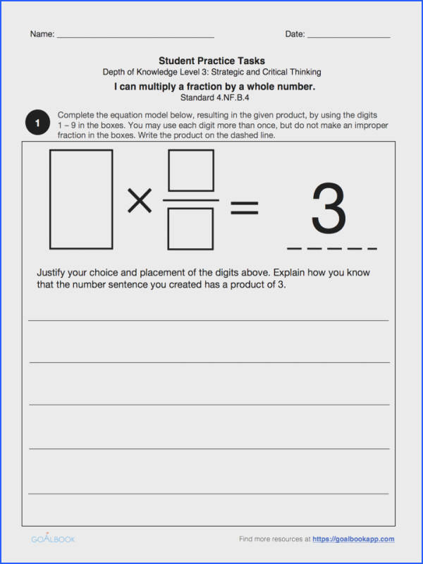 Dividing Fractions And Whole Numbers Worksheets Nf Multiply Fraction By Number Math Line mon Core