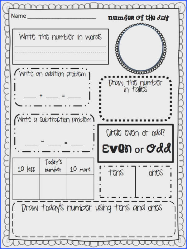 Great ice breaker for math For my Grade 2s