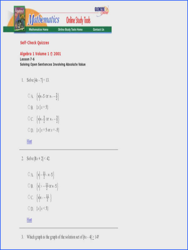 Open Sentence Math Worksheets Worksheets for all Download and Worksheets