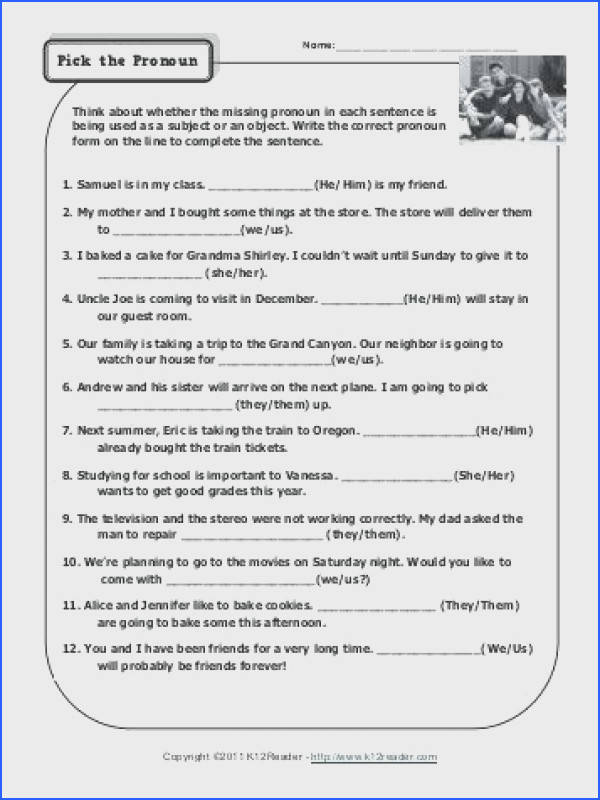 pronouns and antecedents worksheets to her with homework pronoun antecedent agreement perfect pronoun antecedent worksheet with answer