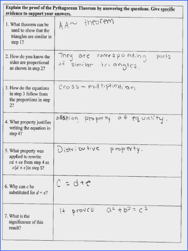 math pythagorean theorem worksheets 1000 images about