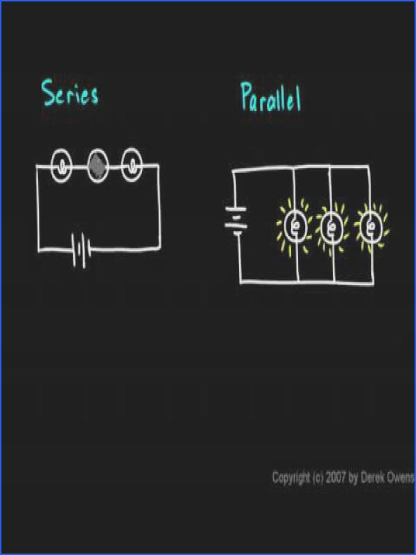 Series and parallel circuits