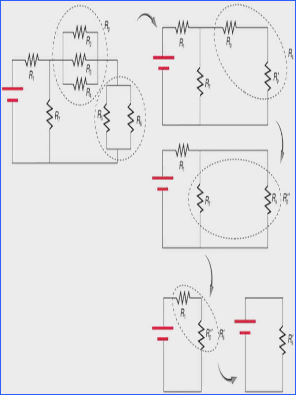 Series and Parallel Circuits Worksheet with Answers Fresh Resistors In Series and Parallel graph