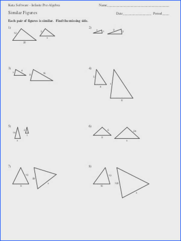 Worksheets for all Download and Worksheets Shapes Worksheets similar figures worksheet with answers