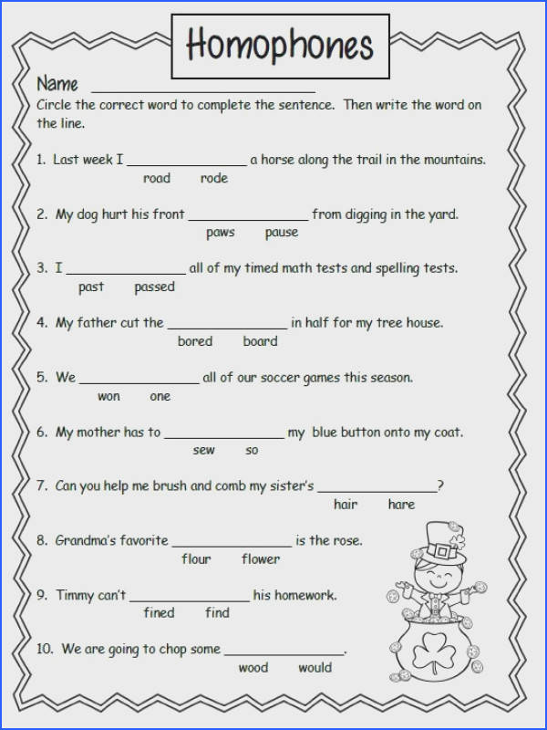 Smiling and Shining in Second Grade Homophone Anchor Chart and Worksheet teaching goo s Pinterest