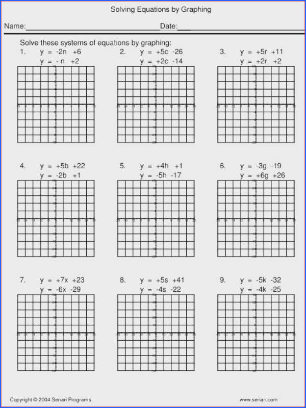 Graphing Inequalities Worksheet Pdf Switchconf