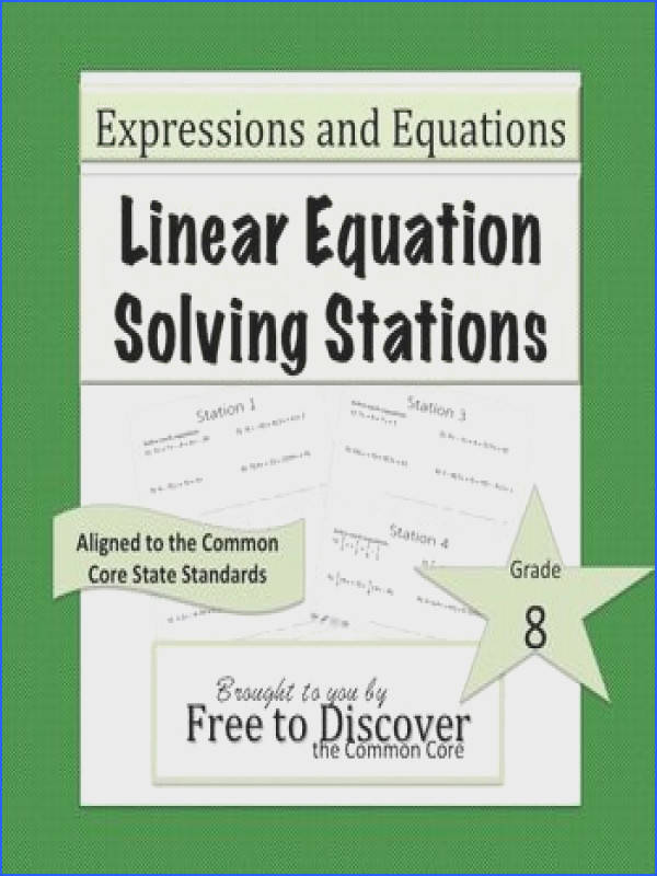 Incorporate movement into your secondary math classroom Your students will love stations Replace boring