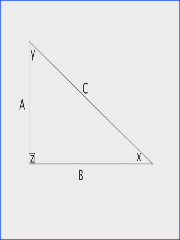 How To Find The Area A Right Triangle Basic Geometry Example Question electric motor