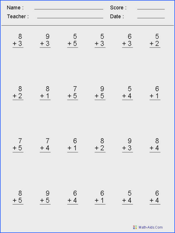 Lovely Math Aids Order Operations Contemporary Worksheet