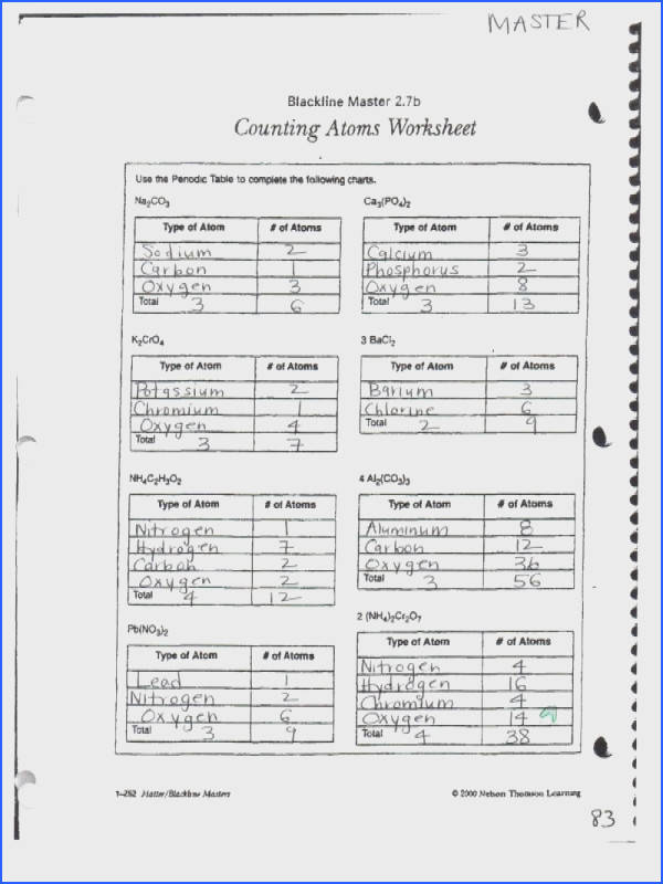 """""""""""sc"""" 1""""st"""" """"Lesson Planet image number 69 of subatomic particles worksheet"""