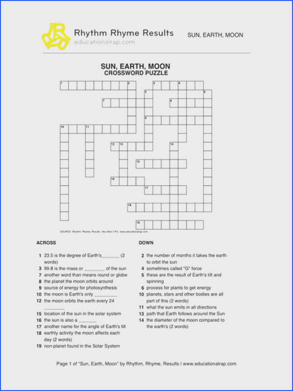 sun earth moon crossword 532—688