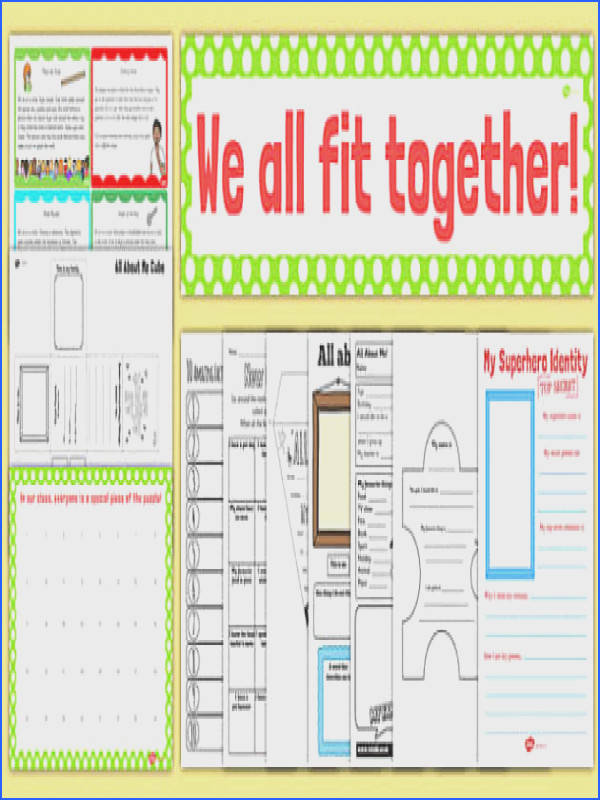 Getting to Know You New Class Pack KS2