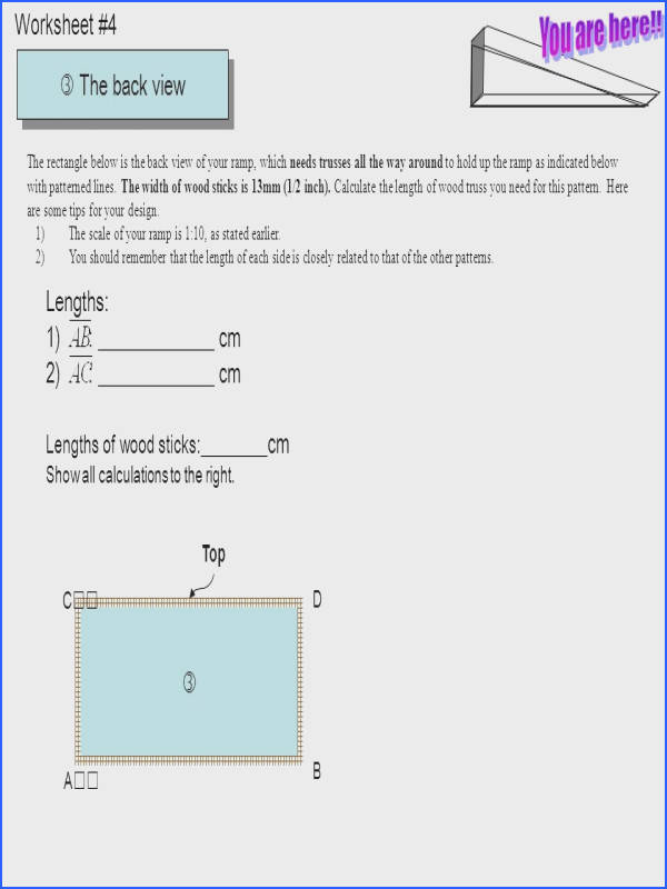 Triangle Inequality theorem Worksheet Fresh the Skate Ramp Project the Pythagorean theorem Ppt Pics