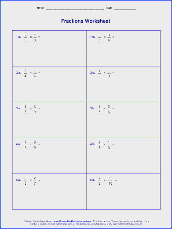 Multiplication Worksheets 3rdrade Problems Worksheet Multiplying Fractions By Whole Numbers Facts Decimal And Division Math For