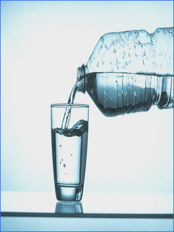 Reverse osmosis can be used to purify water