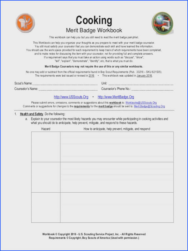 cooking1638 cb – Boy Scouts of America Merit Badge Worksheets