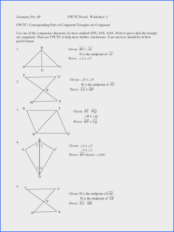 Full Size of Worksheet Template cpctc Proofs Youtube Worksheet Triangle Congruence Worksheet Answer Key
