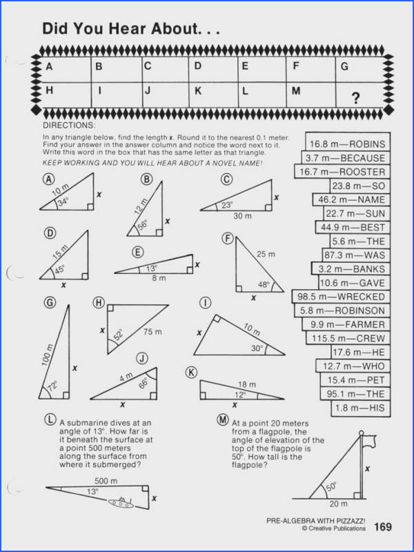 Medium Size of Worksheet Template pizzazz Math Worksheets Answers Koogra All Grade Worksheets Algebra