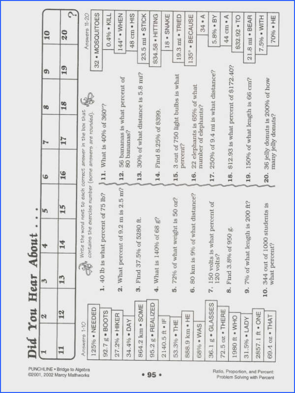 Full Size of Worksheet Template worksheet Middle School Math With Pizzazz Book A Algebra