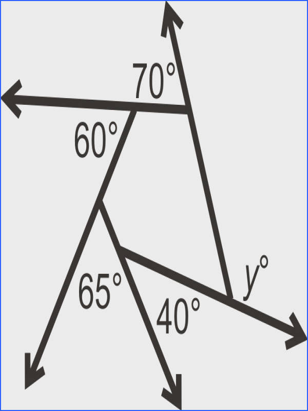 Pleasing Worksheets Exterior Angles Polygons With Additional Exterior Angles In Convex Polygons Read
