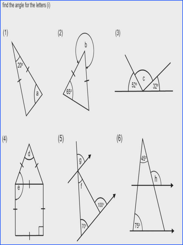 Classy Worksheets Exterior Angles Polygons For Your Interesting Wonderful Worksheet Triangle Sum And