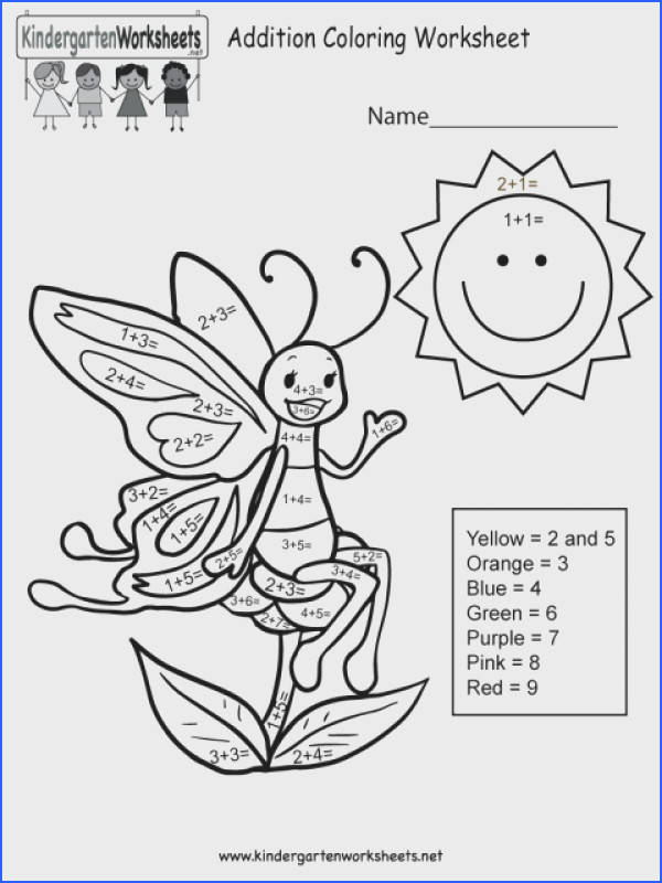 Kindergarten Math Addition Worksheets Free line Adding And Subtracting Polynomials Fractions 480