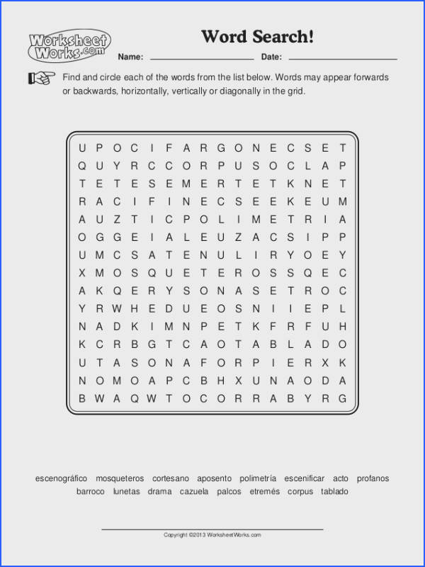 Worksheet Works Word Plexers Answers Worksheets for all Download and Worksheets