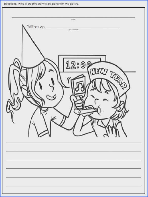 Super Teacher Worksheets has a large selection of worksheets to help ring in the New Year