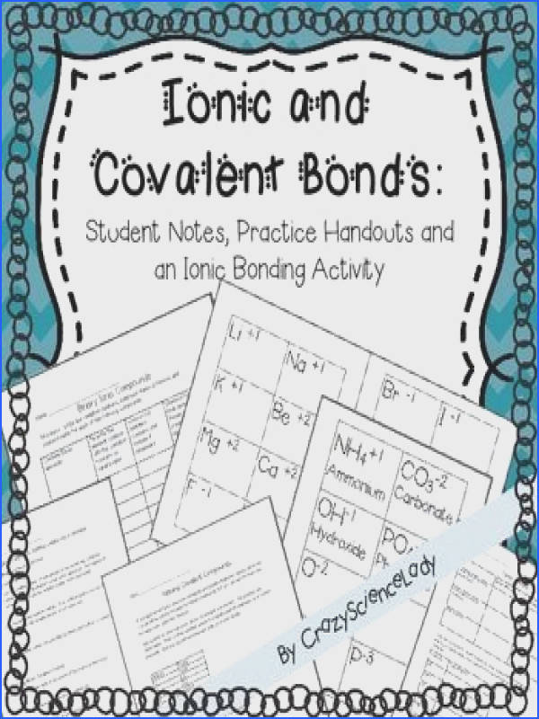 Hydrogen bonds in water article Khan Academy Khan Academy Ionic covalent bonds worksheet Available at s