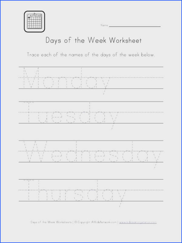 Writing for Beginners Worksheets Best 20 Best English Days the Week Pinterest